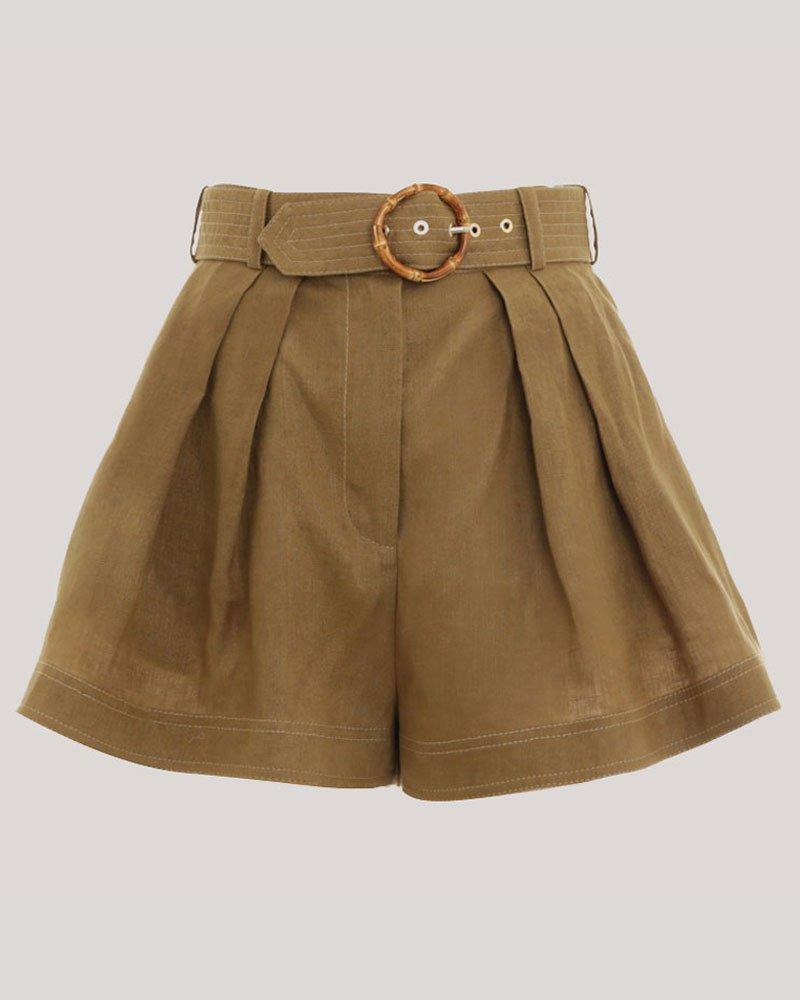 safari shorts from zimmermann